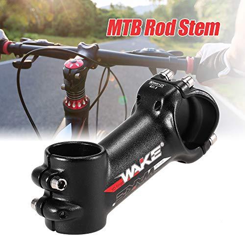 Blusea 31,8 mm MTB Rueda Delantera Parte 60 mm 70 mm 80 mm 90 mm 100 mm aleación de Aluminio para Bicicleta de Carreras, 25 Grados, tamaño 60