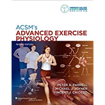ACSM's Advanced Exercise Physiology Hardcover (American College of Sports Med)
