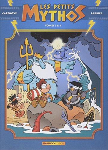 Les petits mythos - écrin tomes 3 et 4