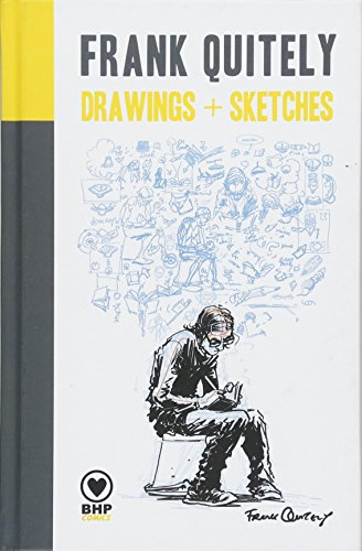 Frank Quitely: Drawings + Sketches por Frank Quitely
