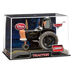 "Disney Pixar Cars Exclusive 1:48 Die Cast Car TRACTOR ""Chase"" (Disneystore exclusive) - Véhicule Miniature - Voiture - lim. edition"
