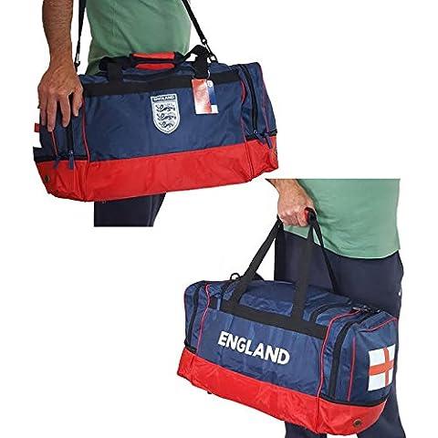La fa ufficiale tre Lions Inghilterra calcio