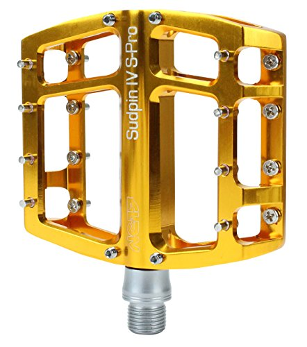 NC-17 Pedalen Sudpin IV S-Pro, Gold, 7061 - Nc-flat