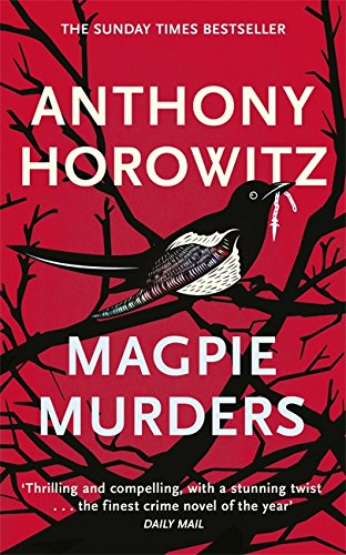 Magpie Murders: the Sunday Times bestseller crime thriller with a fiendish twist thumbnail