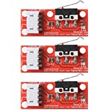 XCSOURCE® 3X Módulos Mecánicos Parada V1.2 para Impresora 3D RAMPS 1.4 RepRap Prusa TE250