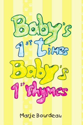 Baby's 1st Times, Baby's 1st Rhymes