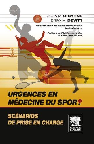 Urgences en médecine du sport. Scénarios de prise en charge