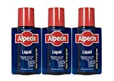 Alpecin Coffein Liquid Hair Energizer 200 ml (3 Stück)