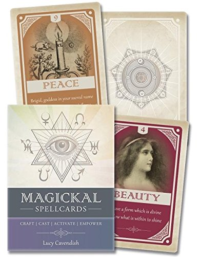 Magickal Spellcards: Craft - Cast - Activate - Empower
