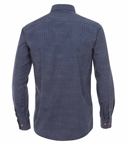 Michaelax-Fashion-Trade - Chemise casual - Manches Longues - Homme Blau (100)