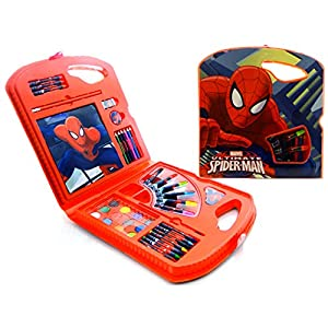 Spiderman Estuche PVC 40 PZS