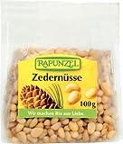 Rapunzel Zedernüsse, 1er Pack (1 x 100 g) - Bio