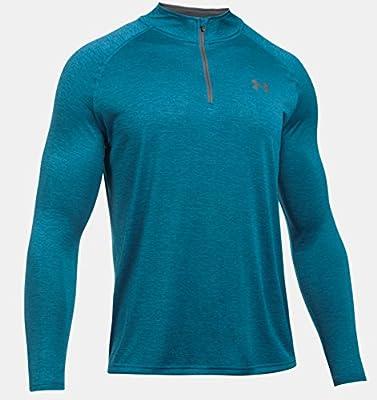 Under Armour Men's Tech 1/4 Zip Long Sleeve T-Shirt