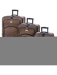 Leopardo equipaje Ensemble