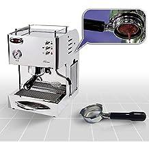 Dualboiler-Espresso Siebträgermaschine Quickmill 04005 Silvano PID