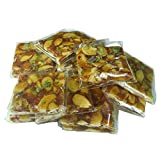 #8: Emazing Gourmet - Special Export Quality MIX DRY FRUITS Chikki - 400 grams.High Content Of Dry Fruits - Low Sugar - Our Very own DESI - Energy Bar !