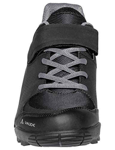 Vaude Unisex-Erwachsene AM Downieville Low Mountainbike Schuhe, Schwarz (Black 010), 44 EU