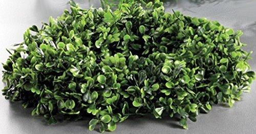 Buchskranz 28 cm grün 54302