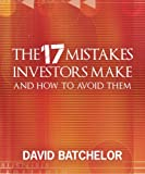 The 17 mistakes investors make - and how to avoid them