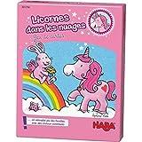 Haba–Juego de cartas–unicornios en las nubes, 301794