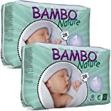 Bambo Nature Nappies TWIN Pack - Newborn - Best Reviews Guide