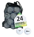 Second Chance Golfbälle - Bola, color blanco