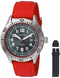 Nautica Herren-Armbanduhr NAD14004G
