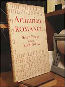 an essay on arthurian romance A bibliographic guide to the characters of the pre-galfridian arthurian legend -- scholarly article by thomas green on the ancient folkloric.