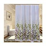 Badezimmer Duschvorhang Polyester Wasserdicht Mehltau Mehrere Größen Erhältlich Hochwertige Duschvorhang,220x200