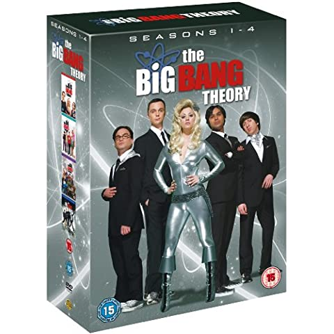Big Bang Theory - Season 1-4