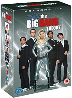 Big Bang Theory - Season 1 - 4 Complete [STANDARD EDITION] [Import anglais] (B004S6E91S) | Amazon price tracker / tracking, Amazon price history charts, Amazon price watches, Amazon price drop alerts