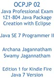 OCPJP 02 Java Professional Exam 1Z1-804 Java Package Creation with Eclipse (English Edition)