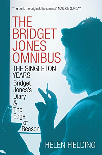The Bridget Jones Omnibus: The Singleton Years: Bridget Jones's Diary & The Edge of Reason by [Fielding, Helen]