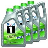 4x 5 L = 20 Liter Mobil 1 ESP Formula 5W-30 Motor-Öl Motoren-Öl; Spezifikationen/Freigaben: ACEA C2, C3; API SM / SN; JASO DL-1; BMW Longlife 04; MB-Freigabe 229.31/229.51; VW 504 00 / 507 00; Porsc