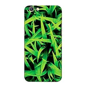 DASM United Oppo A57 Premium Back Case Cover - Grass