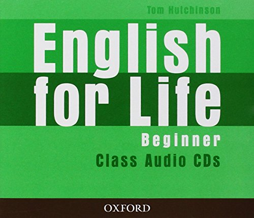 English for Life Beginner. Class Audio CD (3)