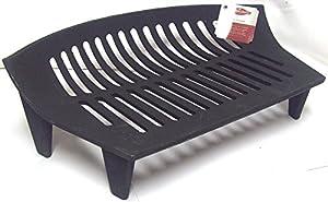 De Vielle DOU028065 18in Fireplace Coal Fire Grate Solid Fuel Open Fire Cast