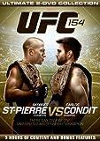 UFC 154: St-Pierre vs Condit [DVD]