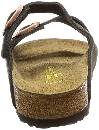 Birkenstock  Arizona 51901,  Sandali unisex adulto Marrone (Braun (Mocca))