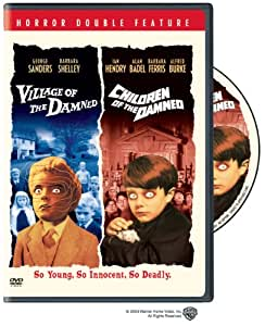 Village of the Damned & Children of the Damned [DVD] [Region 1] [US Import] [NTSC]