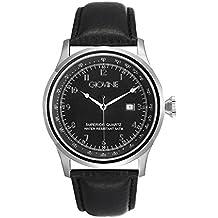 Reloj cuarzo para hombre Giovine Casanova Tempo OGI004/T/L/SS/NR/NR