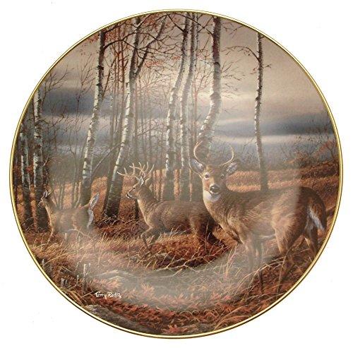 Wild Things Die Linie Birke Terry Redlin Hirsch Platte HJ150