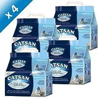 Catsan N/A Lettiera Hygiene, 10 Litri X 4, Non Agglomerante