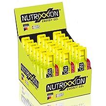 Nutrixxion Energy Gel Box 24X 40g Beutel Citrus