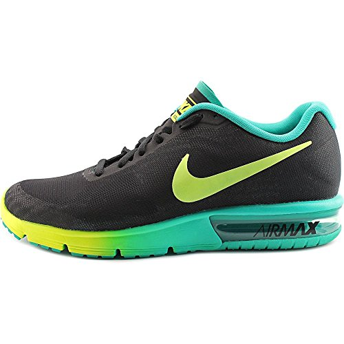 Nike 719916-013, Sneakers trail-running femme Noir