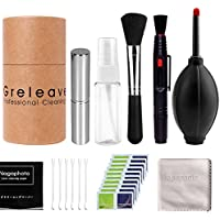 Camera Lens Cleaning Kit for Optical Lens and DSLR Cameras Including Canon EOS 1300D,Canon EOS 700D,Nikon D3300,Olympus,Sony Alpha NEX,Samsung NX,Samsung NX1000