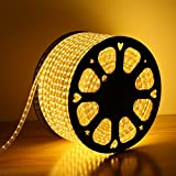 Grow More Enterprise LED Strip Light Waterproof Roll 30 Meter (120 LED/Mtr)-Warm White