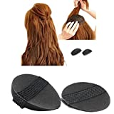 THE GURU SHOP Hair Puff Up Volumizer Oval Hair Puff Maker Hair Style Accessory (Set Of 2Pcs)