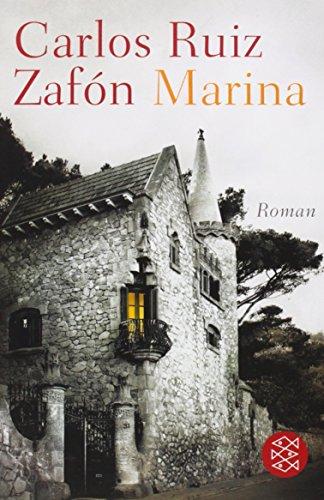Buchseite und Rezensionen zu 'Marina. Roman' von Carlos Ruiz Zafón