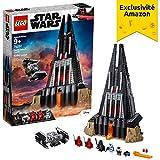 LEGO Star Wars - Le château de Dark Vador - 75251 - Jeu de...